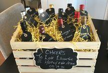 Gift ideas / Wine