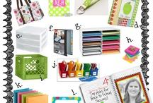 Classroom Organizing / by Lisa Bieler