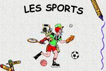 FLE : les sports