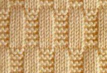 wzory swetrów