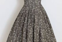 FASHION DECADES - 1950s
