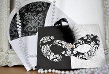 Masquerade / Masquerade invitations and ideas
