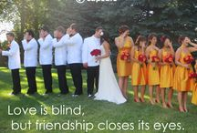 Inspirational Wedding Quotes / Beautiful wedding photos taken from Capsule's featured albums with inspiring quotes about love, marriage, and joys and stress involved in preparing for and living your wedding / by Capsule