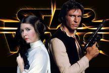 Han y Leia.