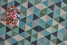 Lookbook - Marrakesh Cement Tile / Marrakesh Cement Tiles ambient photo gallery