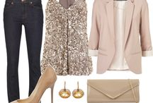 Things to Wear / Things that need to hop right on into my closet.... / by Lisa Block