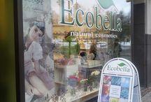 Ecobella kauneushoitola, Lappeenranta / Aubrey & Kivvi luonnonkosmetiikka Ecobella kauneushoitolassa ja erikoisliikkeessä, Lappeenrannassa. Osoite VALTAKATU 32.  Liikkeessä myös paljon muita merkkejä.