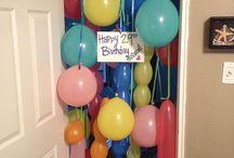 день рождения Фё