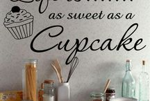 Cupcake Quotes / by CakeJournal