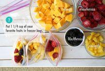 Healthy eating / Healthy,clean foods