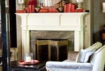 Fireplace/Mantles / by Jill B