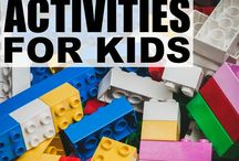 All Things Lego / Ideas, Lesson, Crafts, and All Things Legos for kids!  / by ABC Creative Learning
