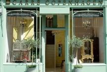 Shops, coffee, restaurants / Restaurants, coffee bar