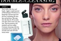 Skin care / Pictures and information on the Dermalogica skincare line and other skincare tips