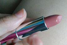Lipstick and lipliner