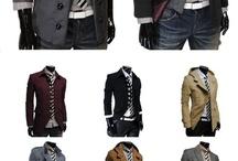 Vêtements  / Hommes et femmes mes inspirations de vêtements!