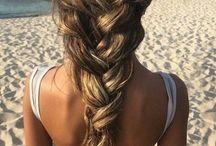 inspiração pra cabelo