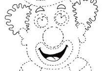 MŠ - pracovní listy - postavy