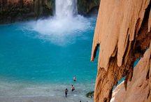 Best water fallas in USA