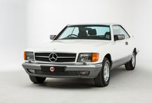 Mercedes 500 SEC / Launched in 1981 the Mercedes Benz 500SEC was the initial flagship of the W126 Mercedes S-class range. Strictly speaking, as a Coupe the SEC is known as the C126, though in practice most enthusiasts forget such technicalities. Customers for new SECs would have included company directors, football managers and millionaires after something a little more subtle than the Royce – but nowadays they're seriously cheap for what they are.