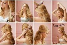 Hair, nails, & makeup! / by Amber Gorzynski