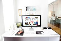 Home Office inspo / by Marta @CostaChic