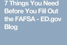 FAFSA and Financial Aid