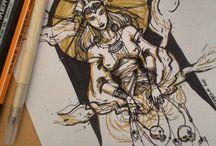 Godesses - Erika Biro