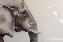 Anita van Grootveld / My Artwork: watercolor, oil, drawing, acrylic, mixed media, ink, pastel, jewelry, silver, brass, copper