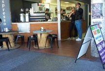 Local Cafés / Karen Prince