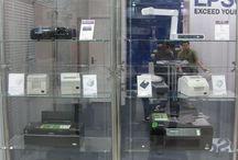 Feira Autocom 2009 / Produção de todo o stand e serviços.