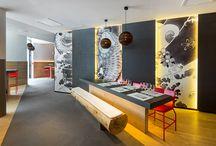 Tattoo Shops Interior Design