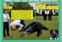 Riding a bear - Tzar challenge, American style
