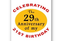 50th Birthday Ideas / Helping with a surprise party for a friend. / by Erika Swanson