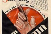 Vintage Smoking Ads / by Cigar Crane
