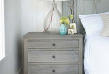 Master bedside tables