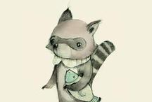 illustrazioni di animaletti