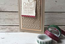 Stampin Up - Wrapped in Warmth