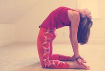 Yoga and meditation / My yoga stuff