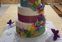 Les Délices Maison de Véro / Gâteau de mariage sur mesure dans l'ain !
