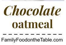 Food Bloggers' Breakfast (Oatmeal) Recipes