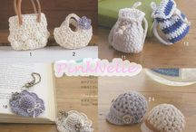 miniaturas en crochet