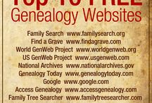 Digging Up My Roots / Genealogy