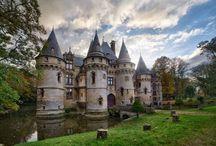 Châteaux Français - French castles