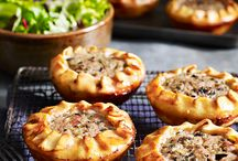 Pork pie recipes / Pork pies are the ultimate when it comes to comfort food. Take your pick from our own selection of the best, and whip up a pork pie for the family to enjoy! Choose from classic pork pies, pastry-less pies, chicken and pork pies, and apricot and pork pies.