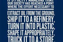 Environmental posters
