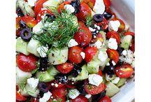 Salade/Insalata