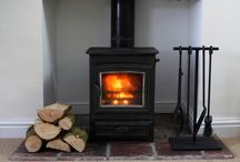 Real Fires / Cosy real fires in Farm Stay properties