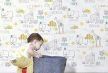 Papier peint enfant