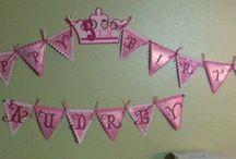 Princess party / by Judy Zamora